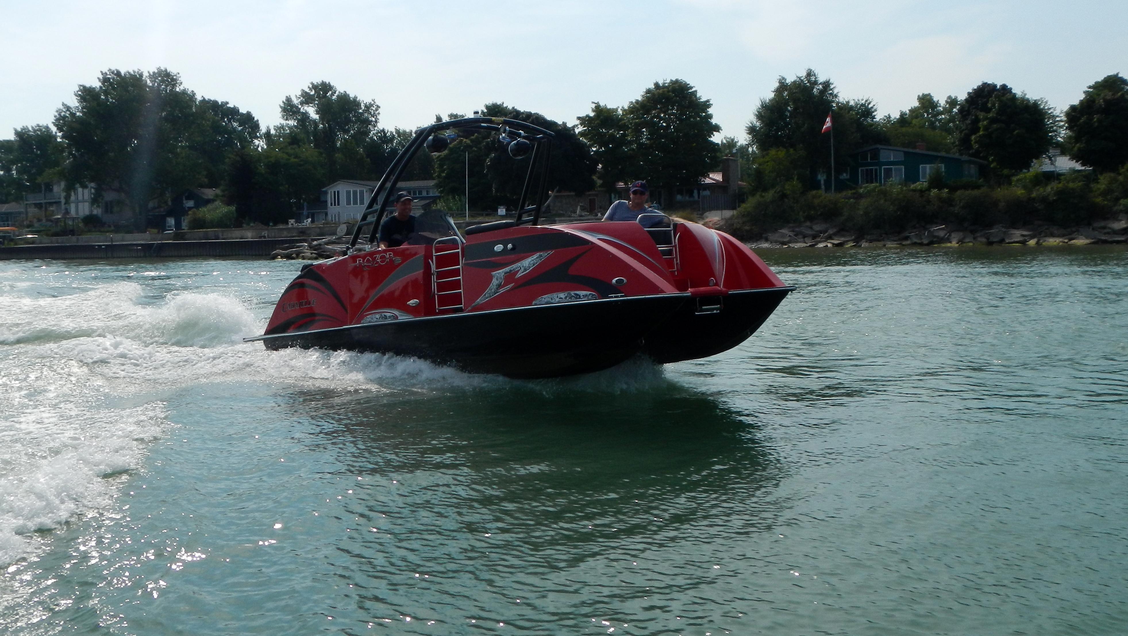 Orange is the new boat 011